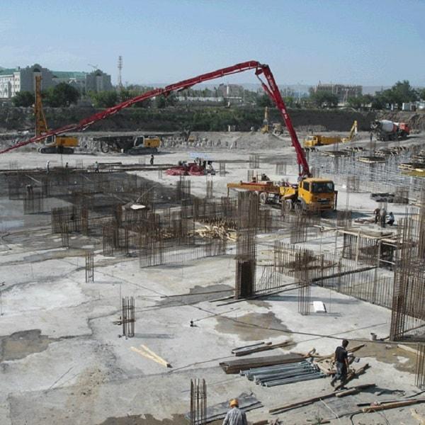 Grozny City Projesi Kabayapı İmalatları ENG