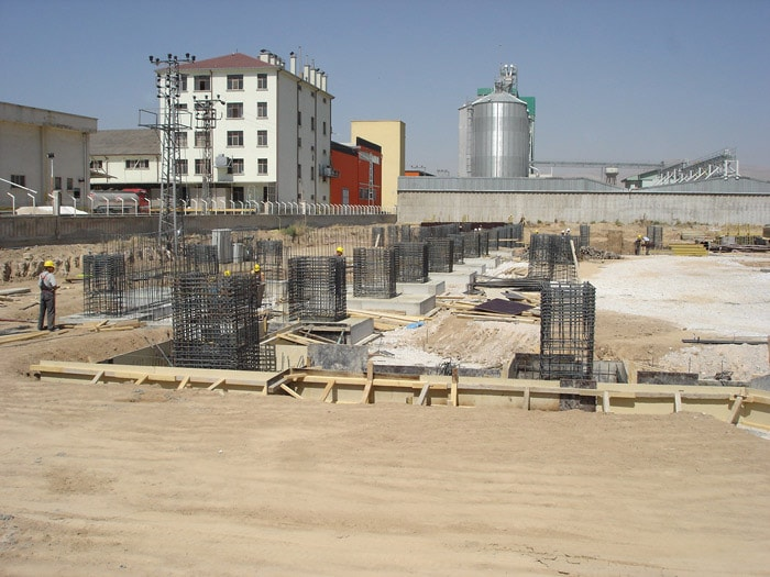 Structural Works For The Konya Store, Metro Cash & Carry Turkey