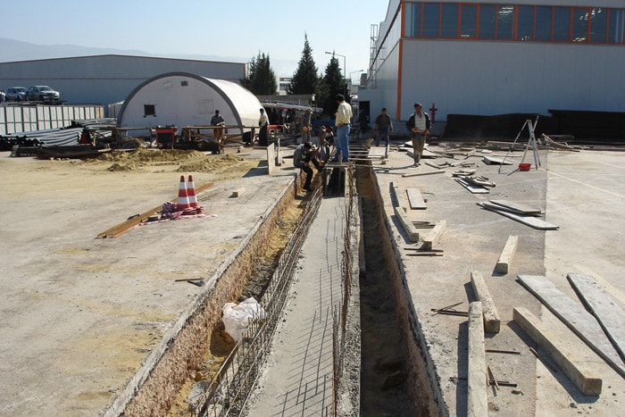 Construction Of Additional Park Site And Administrative Building Infrastructure, Bursa Facilities