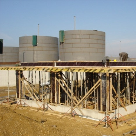 Construction Of Fire Water Pump Building And Control Room, Marmara Ereğlisi Liquid Fuel Storage And Filling Terminal