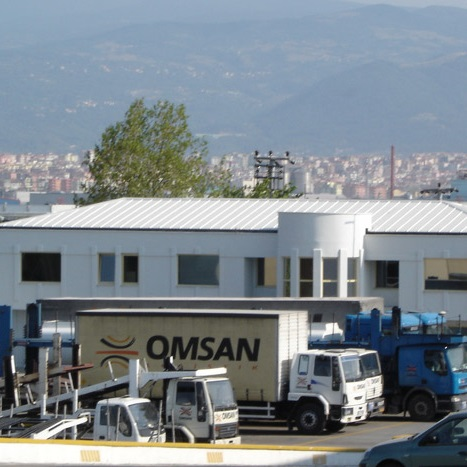 Amendment Of The Headquarter Building, Bursa Facilities, Omsan Logistics Company
