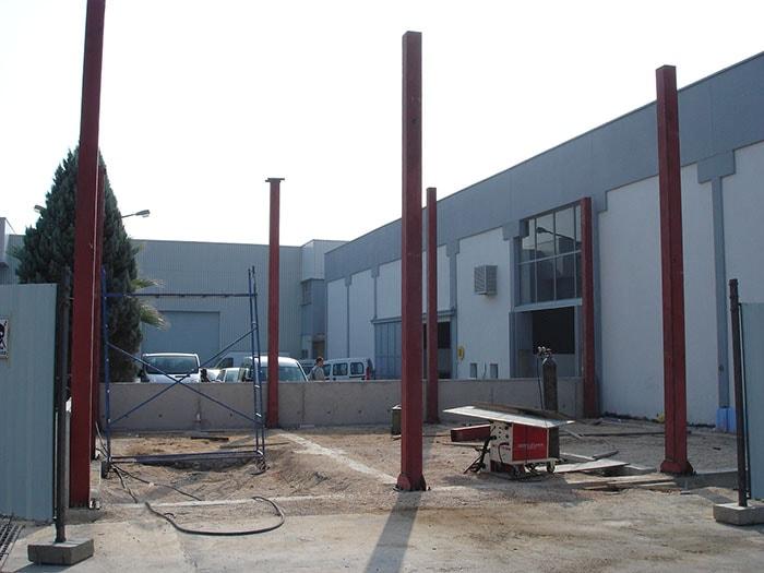 Renault Mais Bursa Punctual Building Construction Work
