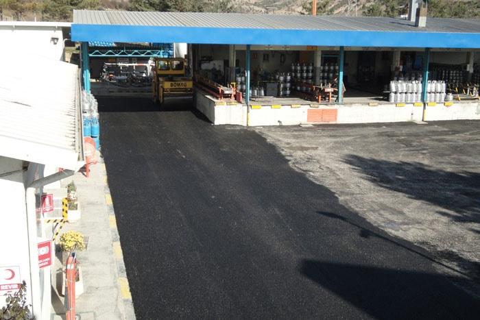 Aygaz Various Constructions For The Safranbolu Plant