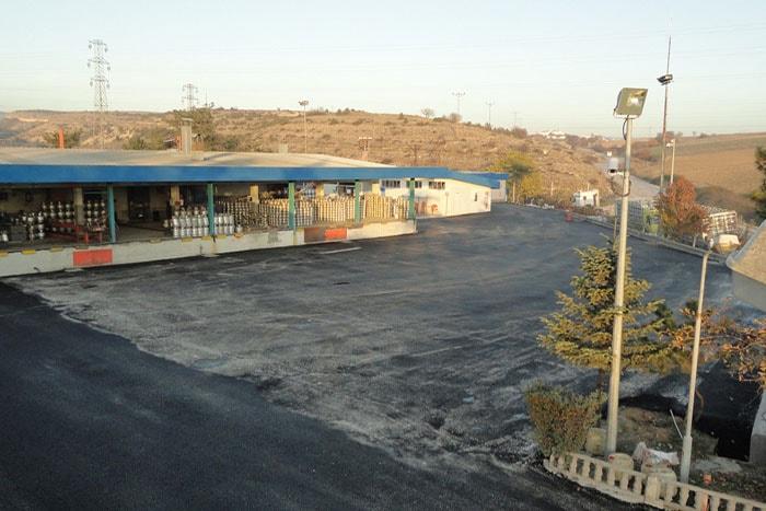 Aygaz – Safranbolu Dolum Tesisi Muhtelif İnşaat İşleri Yapılması