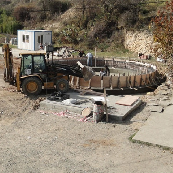 Various Constructions For The Safranbolu Plant
