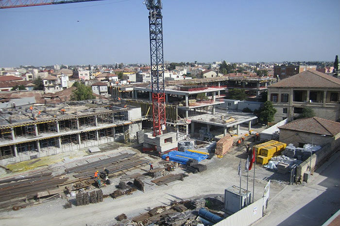 Primary School And Dormitory Constructions, Tarsus Campus