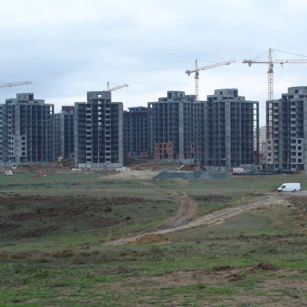 Structural Works For The İkitelli Oyakkent Housing Project, Phase 1