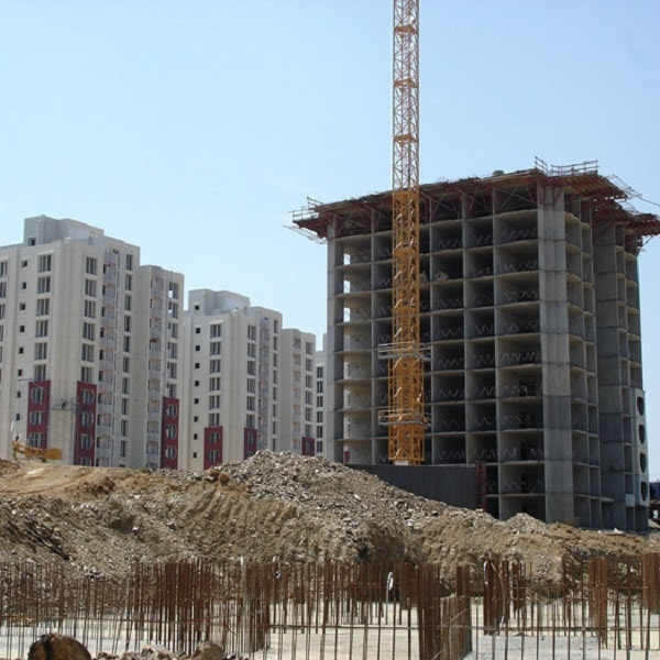 Structural Works For The İkitelli Oyakkent Housing Project, Phase 2