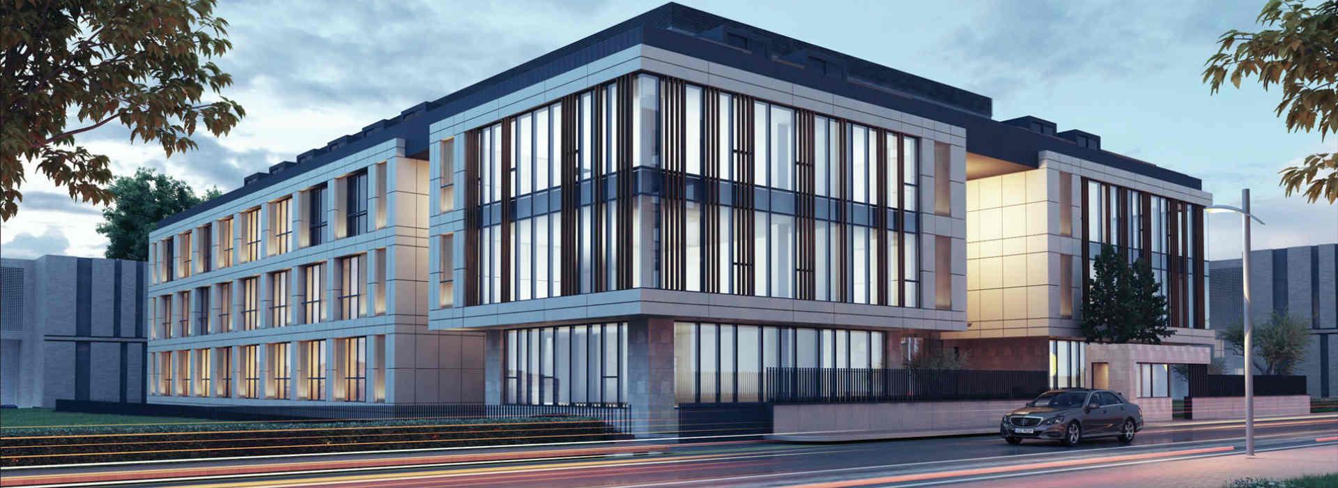 Altunizade Ofis İnşaatı Kabayapı İşleri